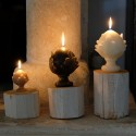 Pumo candela Rosa - 15cm