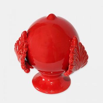 Pumo Classico Rosso - 12 cm