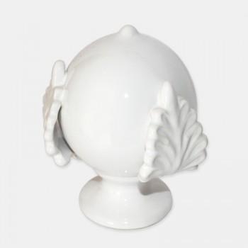 Pumo Classico Bianco - 12 cm
