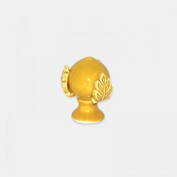 Mini Pumo Giallo - 4,3 cm