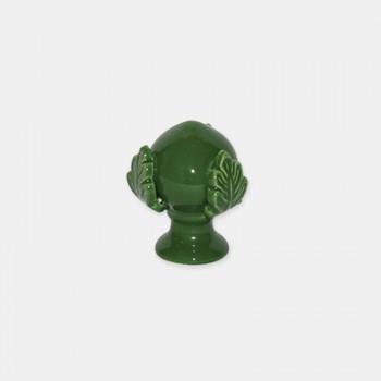 Mini Pumo Verde - 4,3 cm