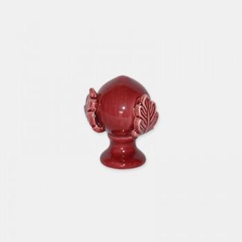 Mini Pumo Bordeaux - 4,3 cm
