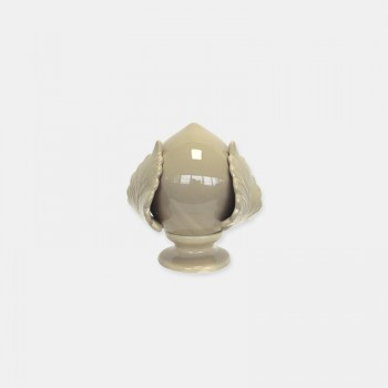 Mini pumo New Beige - 4,3 cm