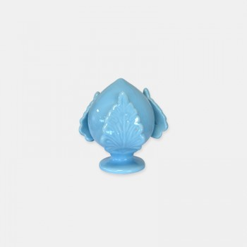 Mini pumo New  Celeste - 4,3 cm