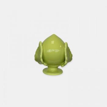 Mini pumo New Verde - 4,3 cm