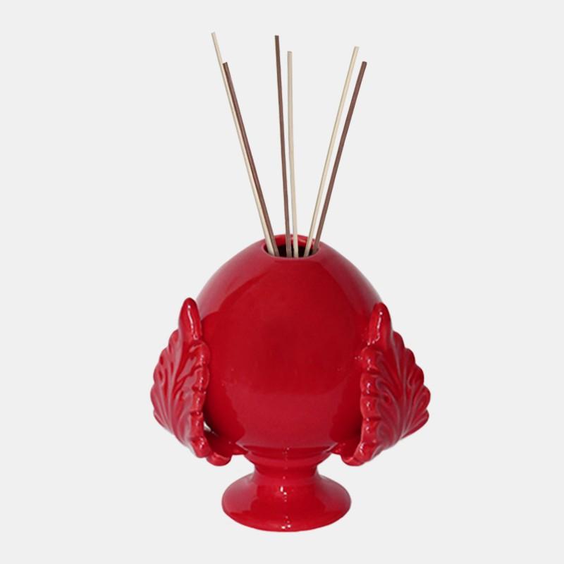 Profumatore ambiente Rosso - 12cm