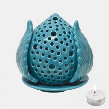 Pumo T-LIGHT in ceramica - 15cm