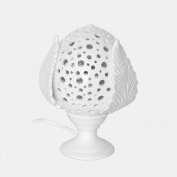 Pumo LUCE in ceramica - H 20cm